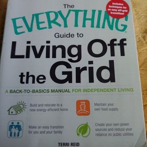 Book living off grid